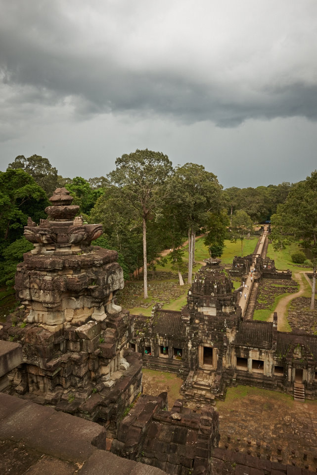 Baphuon is another temple in the Angkor Thom complex